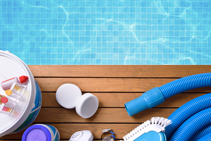 Boca Raton pool chemical maintenance