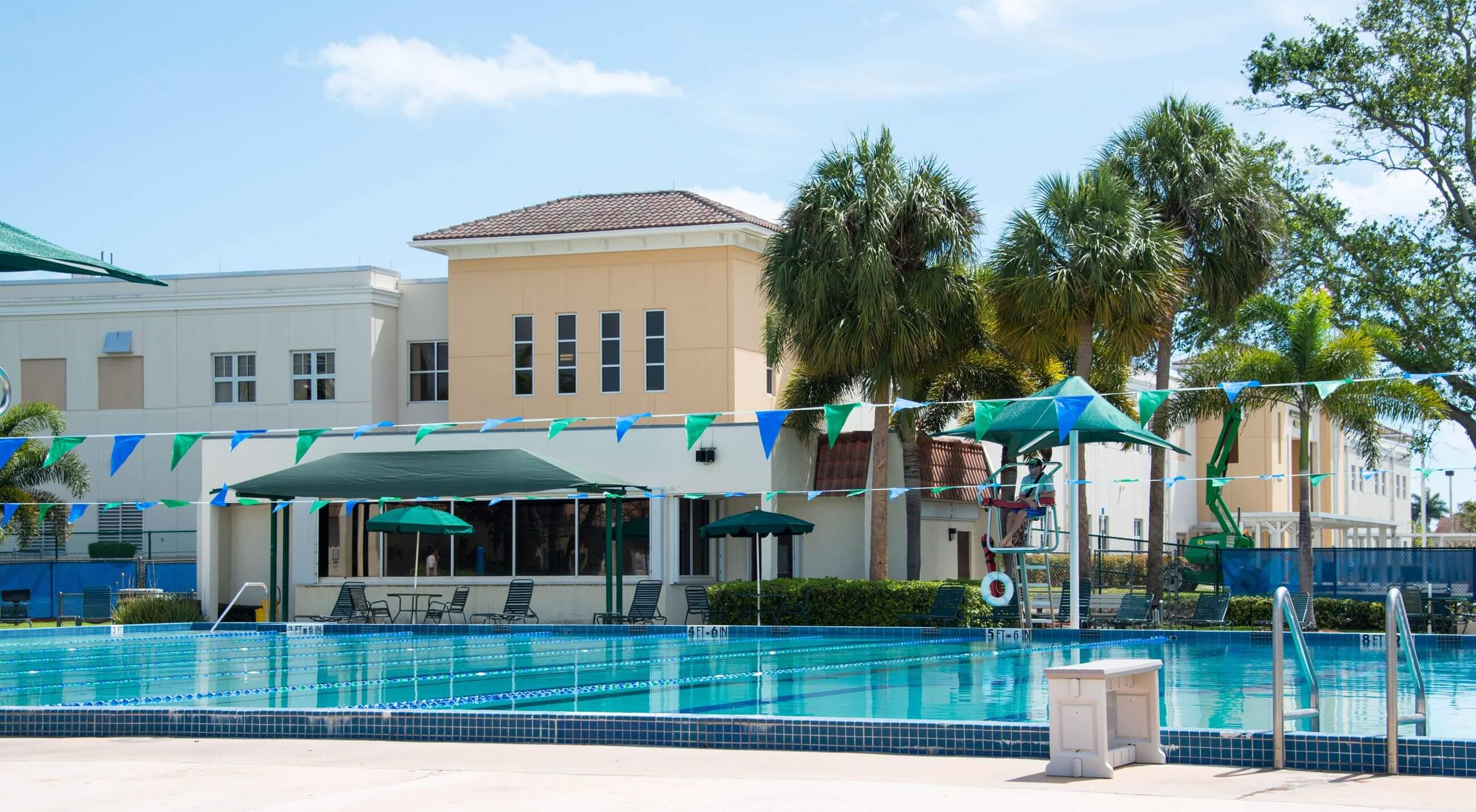Meadows Park Public Pool Boca Raton